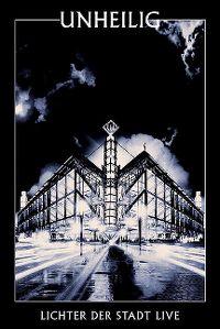 Cover Unheilig - Lichter der Stadt live [DVD]